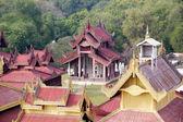 Palacio de Mandalay — Foto de Stock