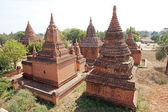 Ruins of Bagan, Myanmar — Stock Photo