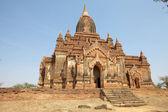 Thambula Temple, Bagan, Myanmar — Stock Photo