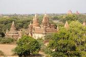 Ruins of Bagan, Myanmar — Stock Photo