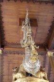 シュエダゴン パゴダ、ヤンゴン、ミャンマー — ストック写真