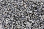 Gravel stones background — Stock Photo