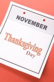 Thanksgiving Day — Stock Photo
