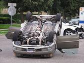 Car Crash — Stock Photo