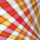 Pozadí s vícebarevné zkříženými paprsky — Stock fotografie