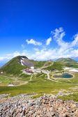 Summer of Mountain — Stock Photo