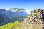 Mt. Norikura, Japan Alps — Stock Photo