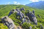 Crag Mountain — Stock Photo