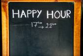 Happy Hours — Stock Photo