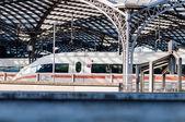 High speed german ICE train — Stock Photo