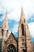 St Paul Church — Stock Photo