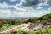 Roman Amphitheatre, Lyon, France — Stock Photo