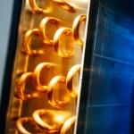 ������, ������: Condenser unit detail air conditioner heat exchanger