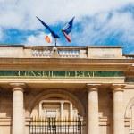 Conseil d'Etat - Council of State, Paris France — Stock Photo #68482725