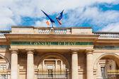 Conseil d'Etat - Council of State, Paris France — Stock Photo