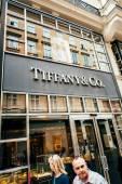Tiffany & Company flagship store — Stock Photo