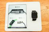 Apple Watch starts selling worldwide - first smartwatch from App — Stock fotografie