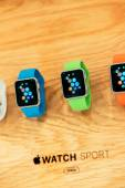 Apple Watch starts selling worldwide - first smartwatch from App — Stock Photo