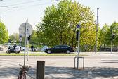 Official Visit to Strasbourg - Royal Visit — Stock Photo