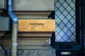 Taschen book publisher — Stock Photo