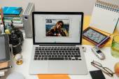 Apple Computers new iPad Pro, iPhone 6s, 6s Plus and Apple TV — Stock Photo
