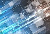 Abstract technology background Business & development direction — Cтоковый вектор