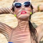 女性のサングラス — ストック写真 #71128623