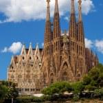 La Sagrada Familia — Stock Photo #57089511