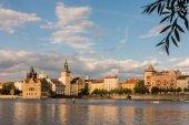 Widok na Stare Miasto — Zdjęcie stockowe