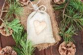 Christmas gift — Foto Stock