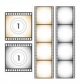Filmstrip — Stock Vector