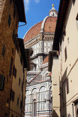 Florence, city of art, history and culture - Tuscany - Italy — Stock Photo