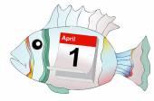 April Fool — Stock Photo