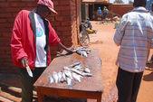 Do czyszczenia ryb na rynku Pomerini w Tanzanii, 71 — Zdjęcie stockowe