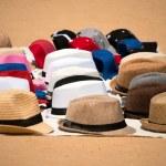 ������, ������: Market of Hats on Ground