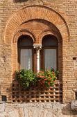 San Gimignano - Siena Tuscany Italy — Stock Photo