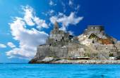 San Pietro Church of Portovenere - Italy — Stock Photo