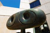 Personnage 1970 - Joan Miro - Barcelona — Stock Photo