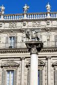 Palazzo Maffei - Verona Italy — Stock Photo