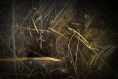 Dark Grunge Metal Background — Stock Photo