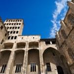 Placa del Rei - Barcelona Spain — Stock Photo #58692649