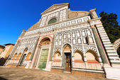 Basilica of Santa Maria Novella - Firenze Italy — Stock Photo