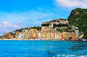 Portovenere - Liguria Italy — Stock Photo