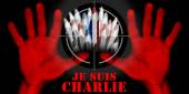 I Am Charlie - Je Suis Charlie — Stock Photo