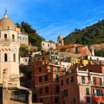 Vernazza Liguria Italy — Stock Photo #63990489