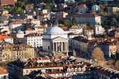 Chiesa della Gran Madre di Dio - Torino Italy — Stock Photo