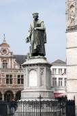 Aalst is a large city in Belgium. The city counts more than 83,000 inhabitants. — Stock Photo