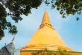 Phra Pathom Chedi — Stock Photo