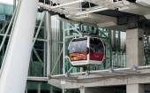 London Cable Car — Stock Photo