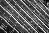 Scaffolding pattern — Photo